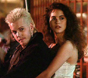 Jami Gertz - Lost Boys and Less Than Zero (with McCarthy)