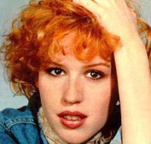 Definition of Brat Pack - Molly Ringwald